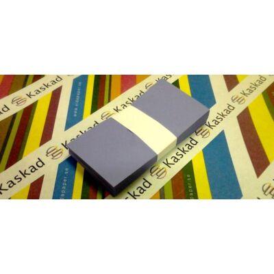 Boríték színes KASKAD LA/4 enyvezett 110x220mm 86 lila 50 db/csomag