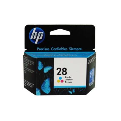 Festékpatron HP 8728A (28) színes