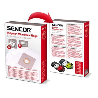 Papírzsák porszívóba SENCOR SVC 45/52 + 2 mikroszűrő
