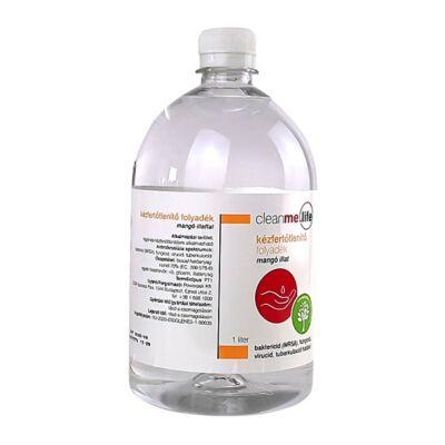 Kézfertőtlenítő folyadék utántöltő CLEANME.LIFE mangó 1000 ml