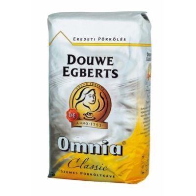 Kávé szemes DOUWE EGBERTS Omnia 1000g
