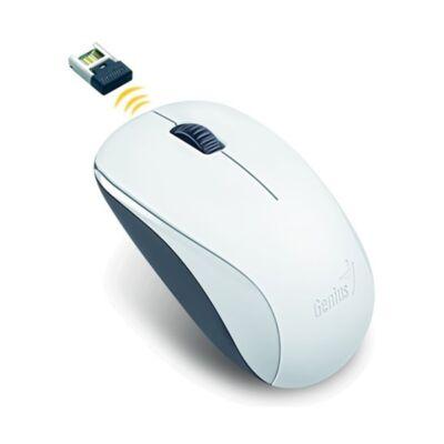 Egér vezeték nélküli GENIUS NX-7000 fehér