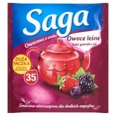 Gyümölcs tea SAGA Erdei gyümölcs 35 filter