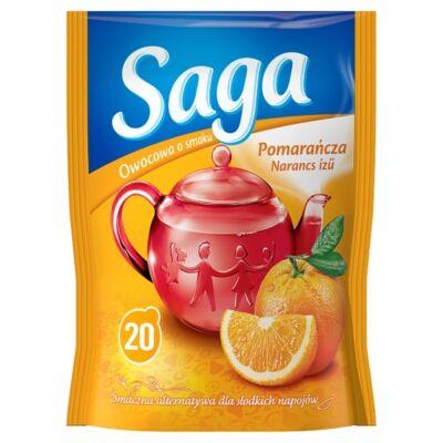 Gyümölcs tea SAGA Narancs 20 filter
