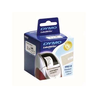 Etikett DYMO LW 89x28mm fehér 130db/doboz
