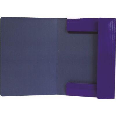 Iratgyűjtő OPTIMA A/4 400 gr kék
