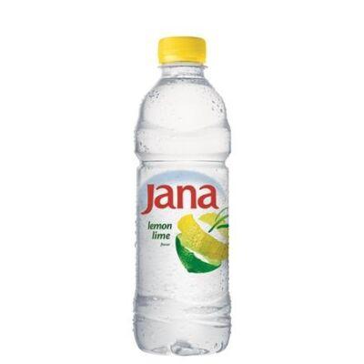 Ásványvíz szénsavmentes JANA citrom-lime 0,5L