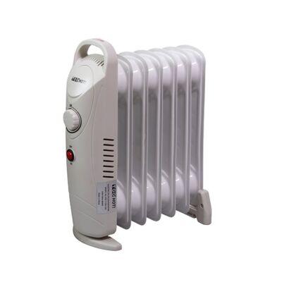 Elektromos olajradiátor TOO OFR-7-700-120 700W szürke