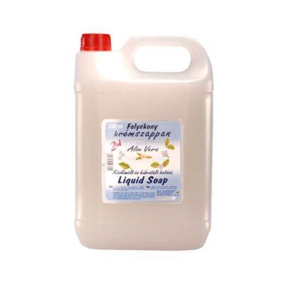 Folyékony szappan MILD Aloe Vera 5 liter