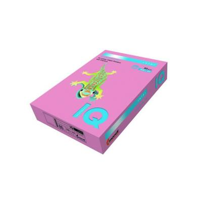 Fénymásolópapír színes IQ Color A/4 80 gr pasztel lazac SA24 500 ív/csomag