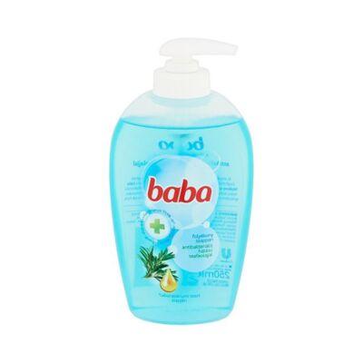 Folyékony szappan pumpás BABA antibakteriális teafaolajjal 250 ml