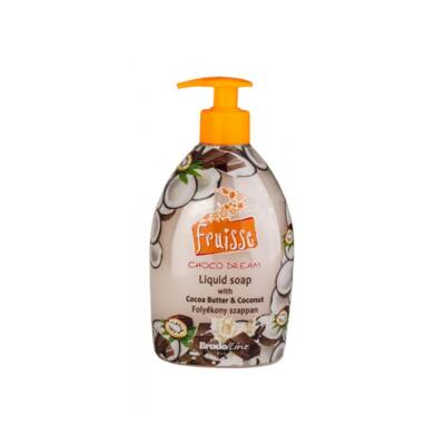 Folyékony szappan pumpás BRADO Fruisse Choco Dream 400 ml