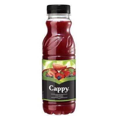 Gyümölcslé CAPPY eper 33%-os 0,33L