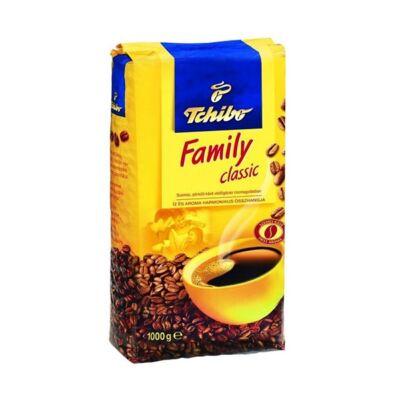 Kávé szemes TCHIBO Family 1000g