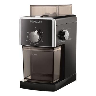 Kávédaráló SENCOR SCG 5050BK 180 g tartállyal fekete