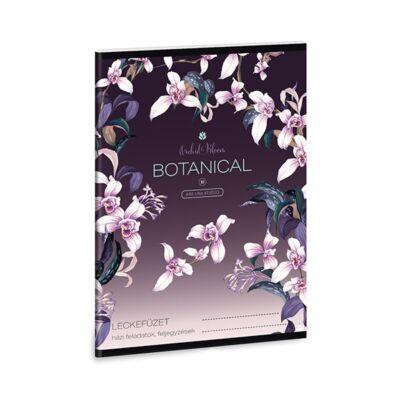 Leckefüzet ARS UNA A/5 32 lapos Botanic Orchid