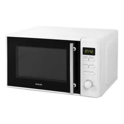 Mikrohullámú sütő-grill SENCOR SMW 5220 20 liter 700W fehér