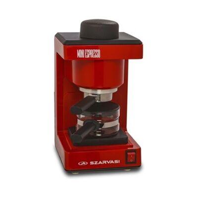 Presszó kávéfőző SZARVASI SZV612 2-6 személyes bordó
