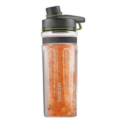 Smoothie sport palack SENCOR SBB 006GG 0,6 liter zöld