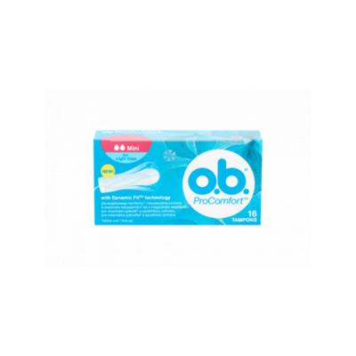 Tampon OB ProComfort Mini 16 db