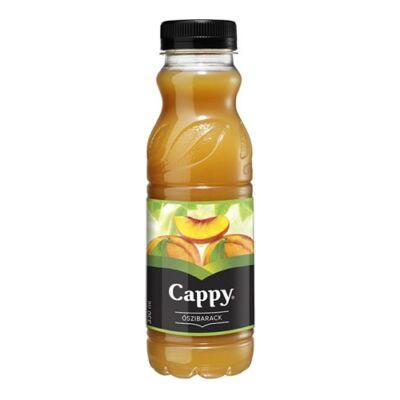 Gyümölcslé CAPPY őszibarack 46%-os 0,33L